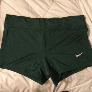 Kelly Green Nike Spandex